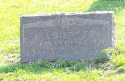 Frances Emma <i>Foster</i> Arnett