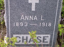 Anna L Chase