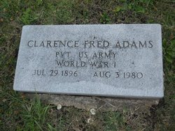 Fred Clarence Adams