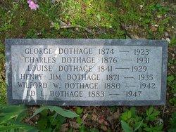 Henry Jim Dothage