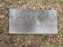 James Harrison Hubbard, Sr
