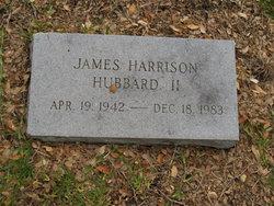James Harrison Hubbard, II