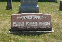 Nellie H Kimble