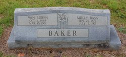 Molly <i>Bass</i> Baker