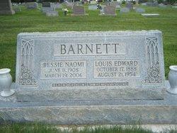 Bessie Naomi <i>Faith</i> Barnett