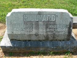 Mary E Hillyard