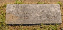 Mary Elizabeth <i>Evans</i> Deets