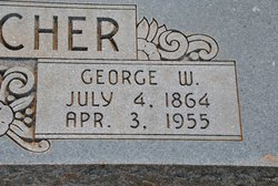 George Washington Bratcher