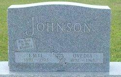 Ovedia <i>Simonson</i> Johnson