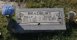 Faith J. <i>Amos</i> Bradbury