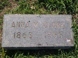 Anna Martha Clark