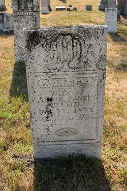 Agness A. <i>Kirtley</i> Pankey