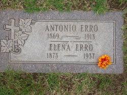 Elena <i>Sartori</i> Erro