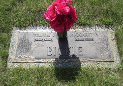 Margaret A <i>Nash</i> Bickle