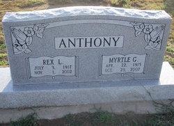 Rex Leon Anthony
