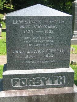 Janie Barr <i>Janvier</i> Forsyth