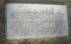 Bessie T. Bradbury