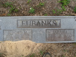 Sarah Elizabeth <i>Livingston</i> Eubanks