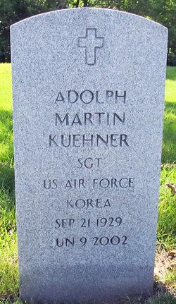 Adolph Martin Kuehner