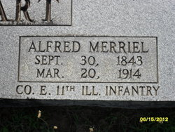 Alfred Merriel A.M. Stewart, Jr