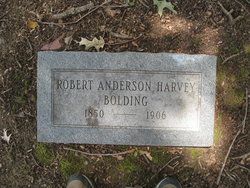 Robert Anderson Harvey Bolding