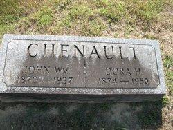 Dora A. Belle <i>Hocker</i> Chenault