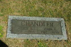 Alice Barnett <i>McClaran</i> Chandler