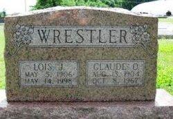 Claude Oral Wrestler