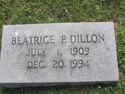 Beatrice Elva <i>Patterson</i> Dillon