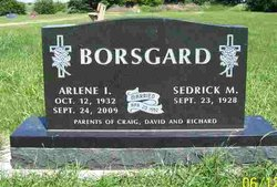 Arlene Iris <i>Borer</i> Borsgard
