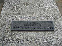 John Wesley Brinkmeyer
