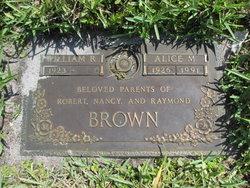 Alice Mae <i>Howe</i> Brown