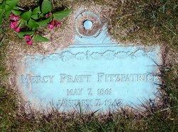 Mertie M <i>Pratt</i> Fitzpatrick