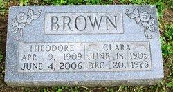 Clara L. Brown