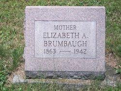 Elizabeth A <i>Brindle</i> Brumbaugh