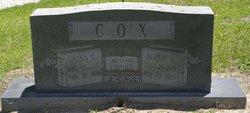 Bertie Avant Cox