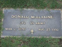 Donald Mc Elvaine