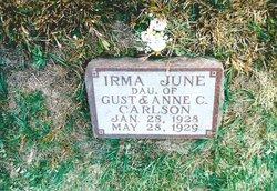 Irma June Carlson
