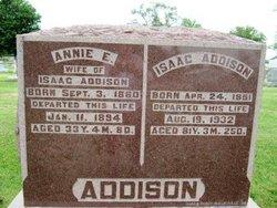 Annie E Addison