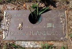 Gloria H. Anderson