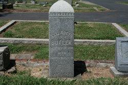Mary Elizabeth <i>Selby</i> Butler
