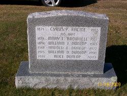 Harold Eugene Dunlop