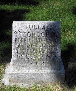 Rev Michael A. Condon