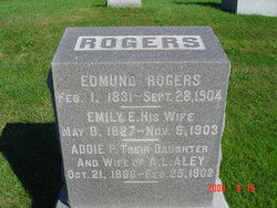 Addie P. <i>Rogers</i> Aley