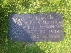 Willie Merle <i>Williams</i> Bongio