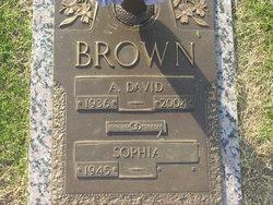 A. David Brown