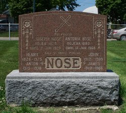 John Nose