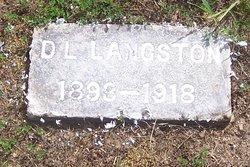 D. L. Langston