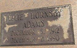 Ellie <i>Hornsby</i> Adams