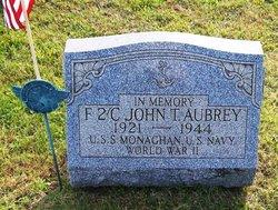 John Thomas Aubrey
